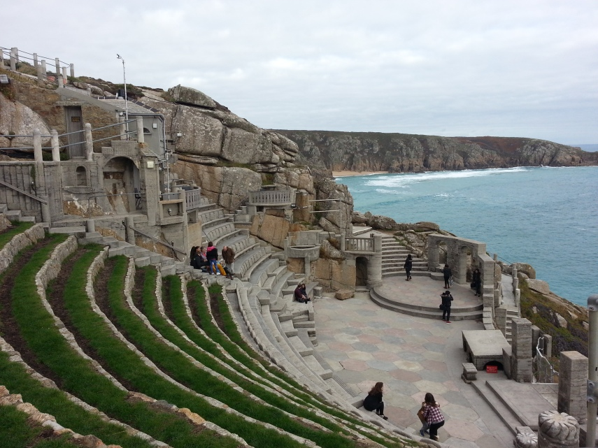 Stunning location for an open air theatre