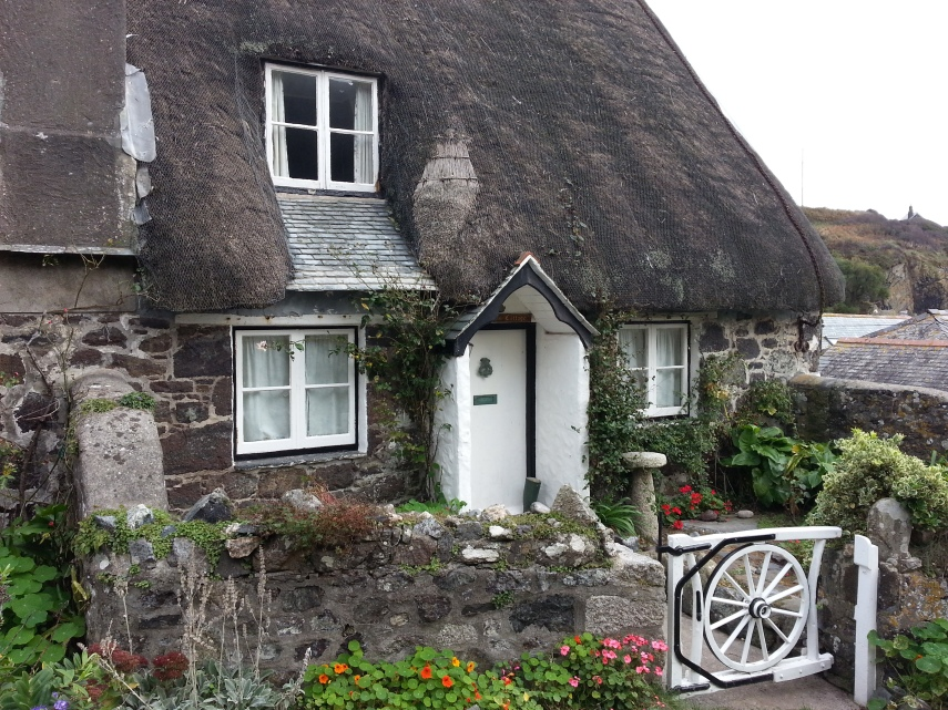 Pretty cottages
