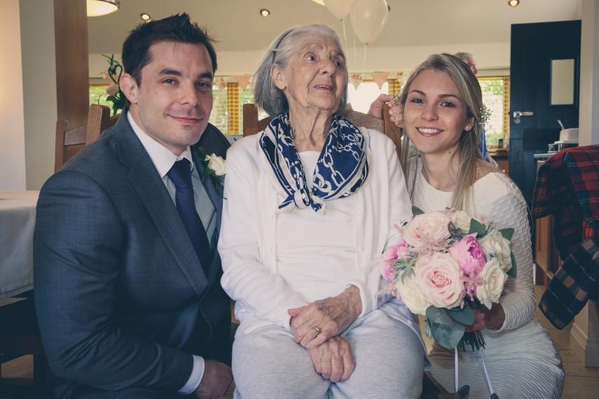 Ben's maternal grand-mother