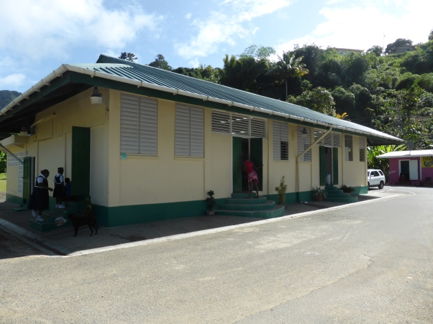 School at Parlatuvier