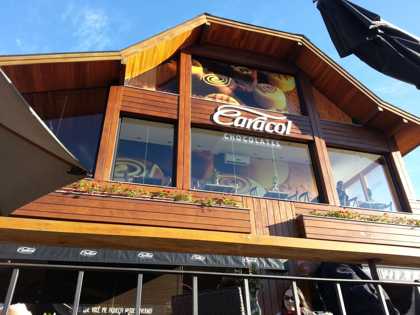 Caracol coffee shop