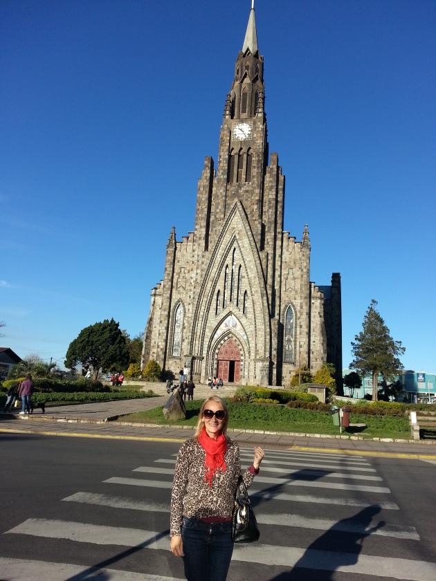 Catedral de Pedra, Canela