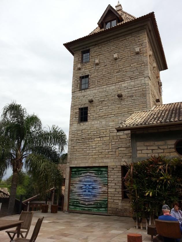 Alambique, rum factory