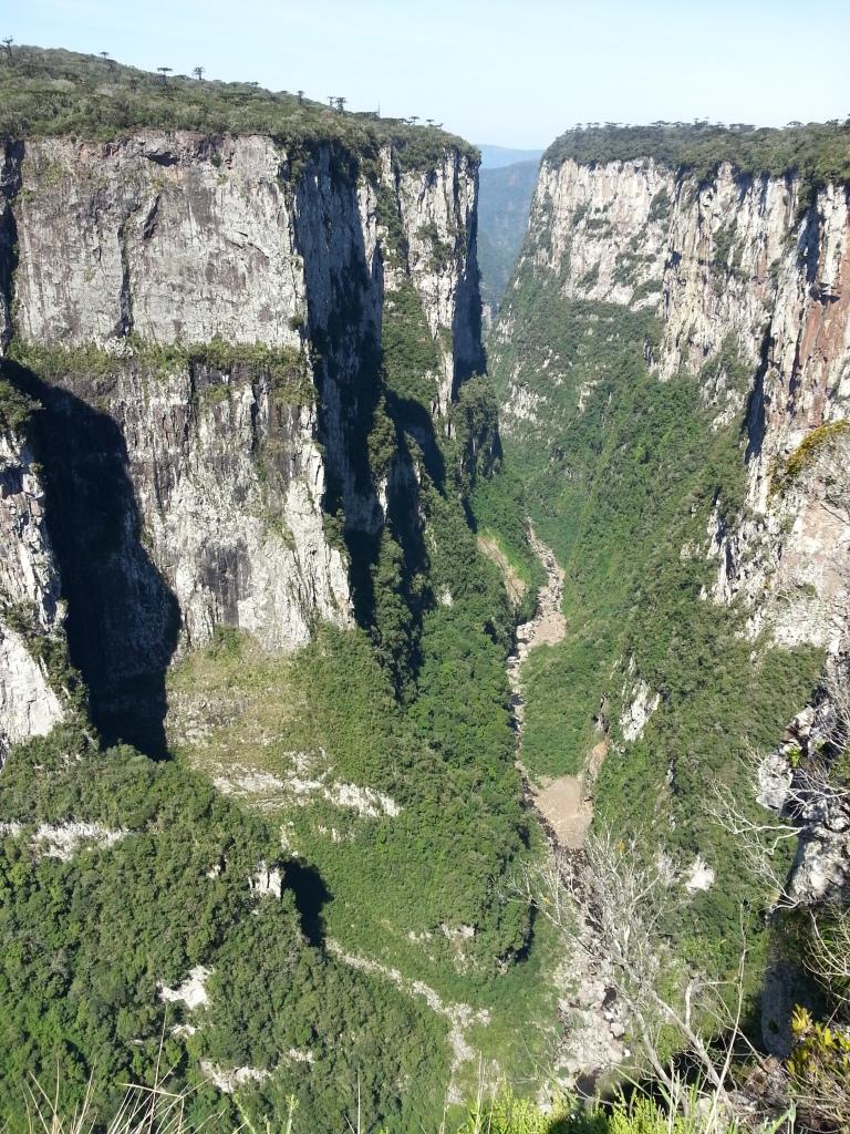 Canyon Itaimbezinho, Brazil