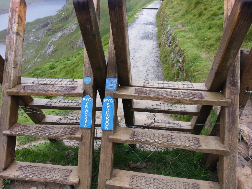 Crossed over this barrier to join the PYG Path