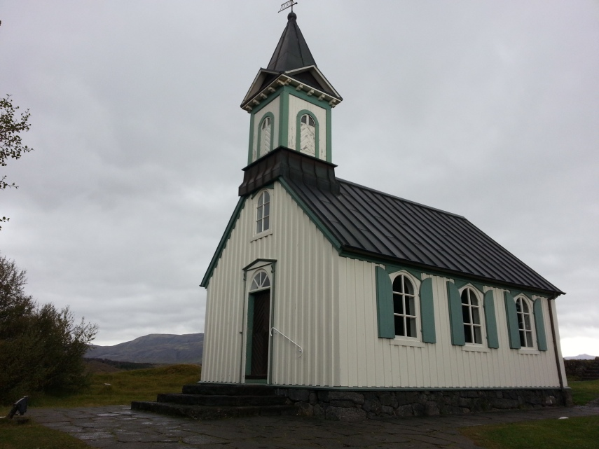 Church at Pingvellir