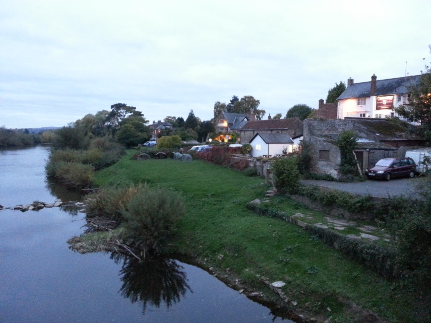 Our Hotel by the River Wye