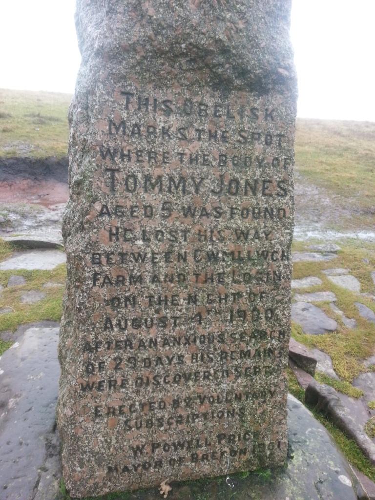 Tommy Jones Obelisk